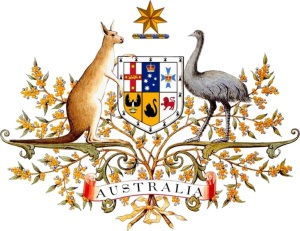 Trademarked Australian Coat of Arms