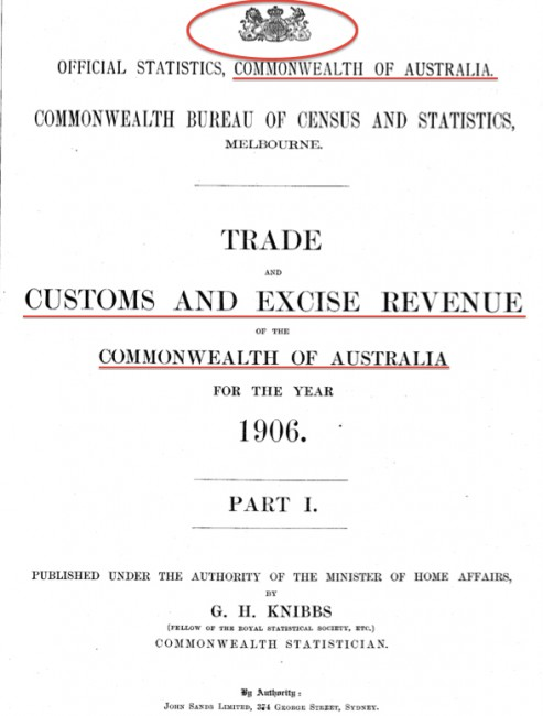Customs & Excise Revenue