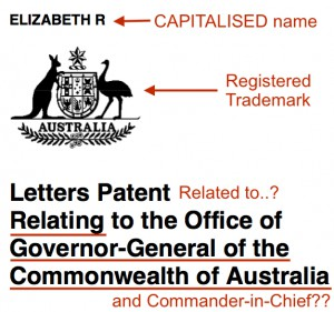 Letters Patent 1984