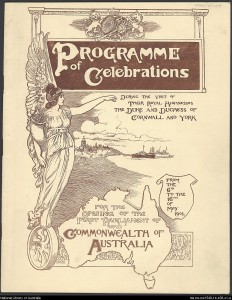 Parliament of the Commonwealth Opening Programme