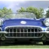 Scott Bartle 1959 Corvette Front